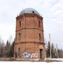 Первая водонапорная башня