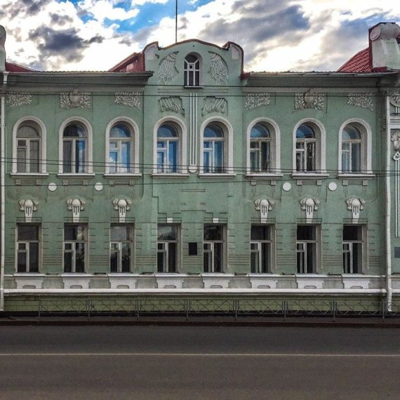 Дом П.И. Костерина