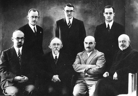 Русские исследователи Маньчжурии